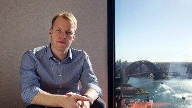 Lachlan Heussler, Australian managing director of Spotcap, has launched into the SME lending market.