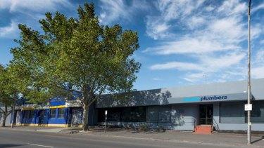 521-525 King Street in West Melbourne.