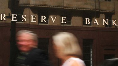 The Reserve Bank ... is pessimistic budget targets can be made.