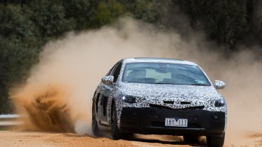 Rob Trubiani puts the new Commodore through its paces.