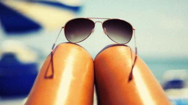 Hot dogs or legs: Can you tell?
