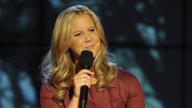Despite a decade of stand-up comedy, hosting Saturday Night Live and producing her own TV series, Amy Schumer made her mark in 2015.