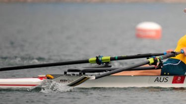 Pippa Savage in action at the Beijing Olympics.