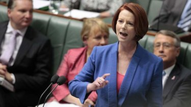 Goldsworthy explores why Julia Gillard's misogyny speech had such a disparity in reception.