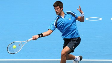New Coach Wants Joker Djokovic To Have Last Laugh At The Net