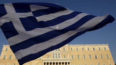Greece is just the beginning: McKibbin.