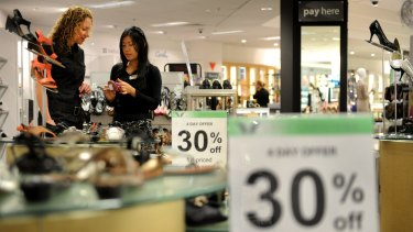 A renewed focus on customer service has also boosted sales, says Richard Umbers.
