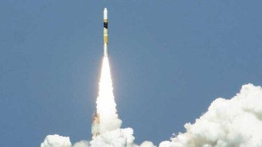 Japan has launched a new satellite to detect North Korean missiles.