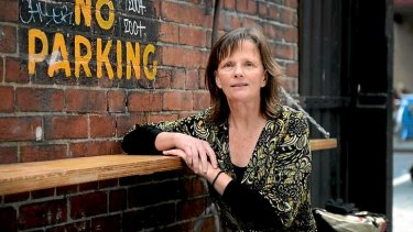 La Trobe University's Catherine Barrett, an author of Norma's Project, a breakthrough report on elder abuse.