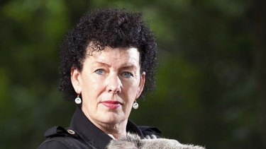 Saving an icon ... Deborah Tabart has spent more than 20 years campaigning for better protections for koalas.