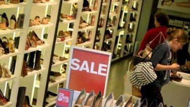 The retail slowdown has led to teenage job cuts.