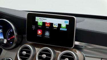 Modern cars are connected in many different ways, from smartphone integration to wireless tire pressure monitors.