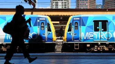 $3 billion has been allocated for a Melbourne rail tunnel.
