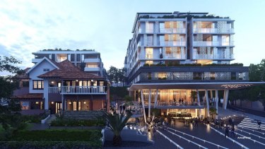 There are bright spots for sellers, such as the bidding frenzy for this residential development in Chatswood, but overall the market seems to be coming off the boil, experts say.