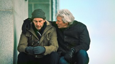 Steve Coogan and Richard Gere play brothers in The Dinner.