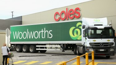 Woolworths and Coles have engaged in an increasingly fierce price war to win customers.