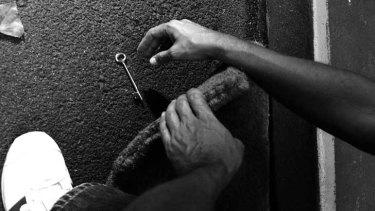 Not surrendering the key to the door ... boomerange kids.