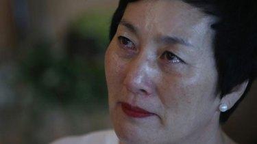 Kim Young-nam's sister Kim Young-ja.