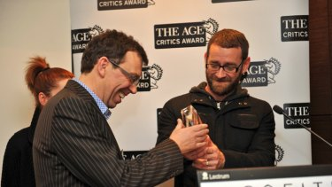 Zak Hildtich receives <i>The Age</i> Critics' Award for his road movie <i>These Final Hours</i>.