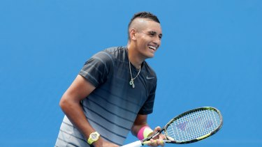 """""""Nick's a cheeky little bugger, but he's still too emotional"""": Pat Rafter weighs in on Nick Kyrgios."""