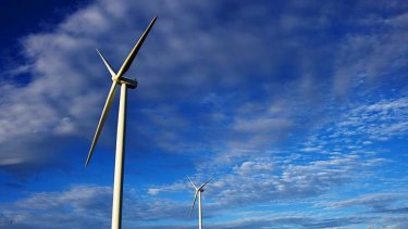 Keppel Prince general manager says wind farm construction has stalled across Australia.