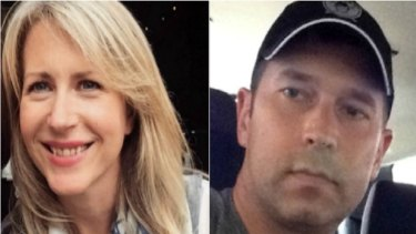 Melbourne woman Sophie Dowsley, 34, remains missing while her partner Greg Tiffin, 44, was found dead.