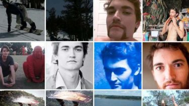 The many faces of Ross William Ulbricht.