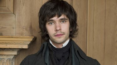 English actor Ben Whishaw as the poet John Keats in Jane Campion's <i>Bright Star</i>, is producer Fergus Grady's first pick to play Tony Wheeler in his planned film about the Lonely Planet founder and his wife, Maureen.