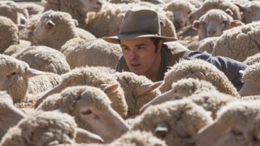 Seth MacFarlane in <i>A Million Ways to Die in the West</i>.