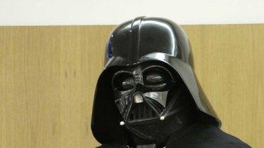 Tweaked ... Darth Vader.