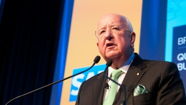 Former Rio Tinto chief Sam Walsh has been enmeshed in Rio's bribery scandal in West Africa.