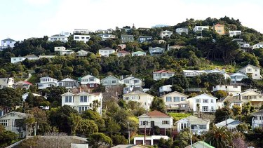 Ready to burst: New Zealand is taking a fresh approach to tackle its housing bubble.