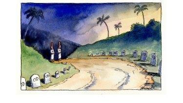 Illustration: John Spooner