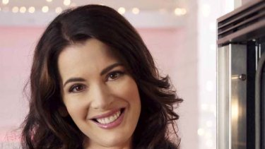 Nights in ... Nigella prefers pottering about over a cheesecake on a Saturday evening nowadays.