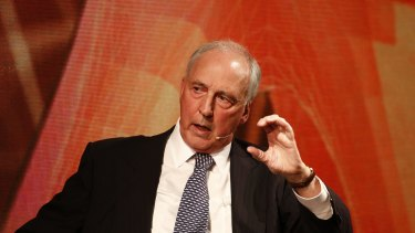 Former prime minister Paul Keating says the economy is ''crying out'' for more infrastructure spending.