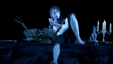 Teddy Tahu Rhodes evinces surly domination and malevolent energy as Don Giovanni.