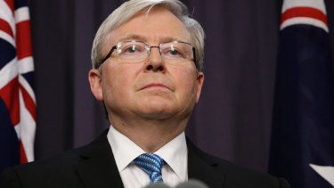 Kevin Rudd has launched a new bid to clean up NSW Labor.