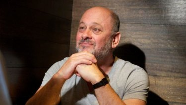 """I wanted people to suspend disbelief straight up"": Tim Flannery."
