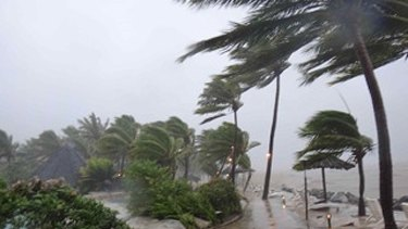 The conditions are set to worsen in Fiji as a tropical cyclone develops.