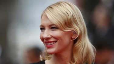 Having portrayed Katherine Hepburn, Cate Blanchett will now star as Lucille Ball.