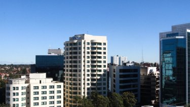 Leading the way: Parramatta is teaching a valuable lesson in urban industrial development.