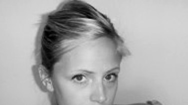 Sonja Abrahamsson ... tweeting from the @sweden account for a week.