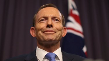 Internationally, Tony Abbott has attracted a significant fanbase by being the butt of every joke.