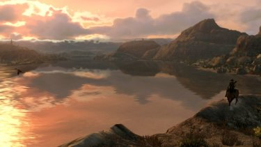 Red Dead Redemptions desolate landscapes added to its atmosphere of melancholy and loneliness.