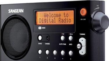 Digital radio is here.