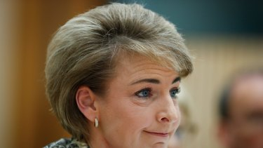Employment Minister, Senator Michaelia Cash, became entangled over a media drop that had unforeseen consequences.