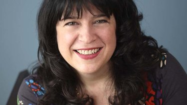 Last year's biggest seller ... E.L. James, who wrote <i>Fifty Shades of Grey</i>.