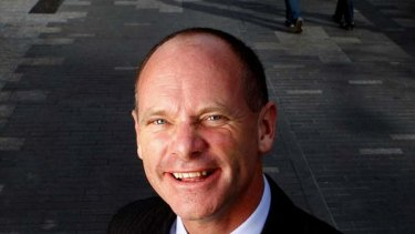 Campbell Newman: 'Centrist politician with a conservative core'.