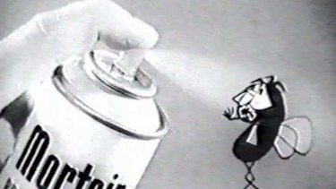 Hoax ... Mortein's brand mascot, Louie The Fly, was going to be killed off but it was all just a marketing ploy.
