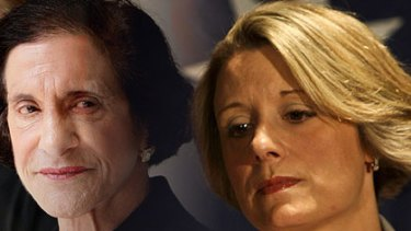 Governor Marie Bashir ... sought legal advice about her power over the Keneally government.